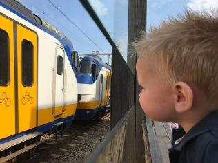 Treinen kijken