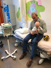 Allereerste chemo in de BEACON