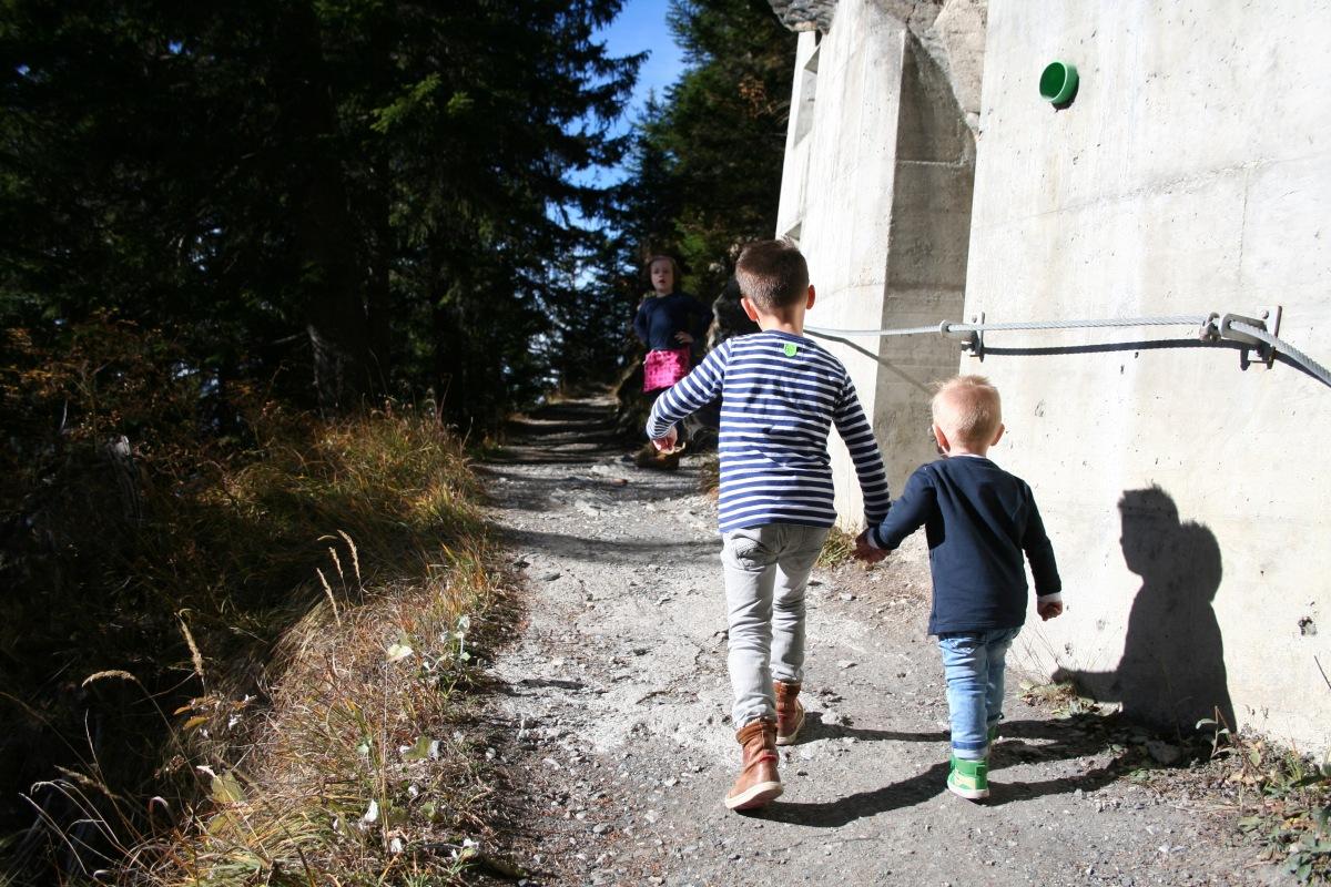 Hup… de berg op!